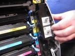HP 2600 printer