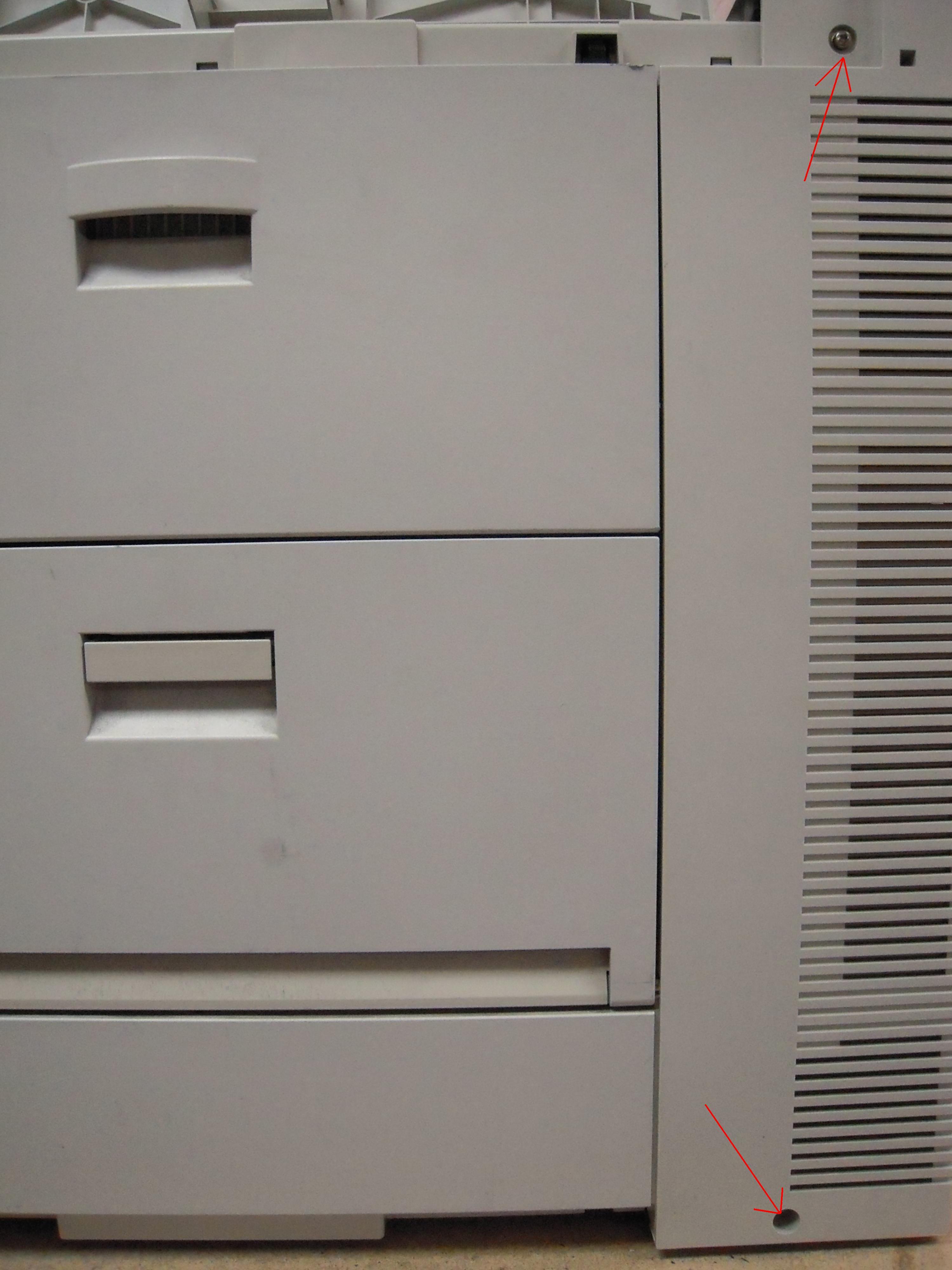 hp laserjet 8100 printer manual